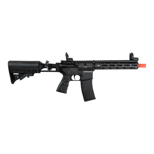 TIPPMANN OMEGACQB AIRSOFT RIFLE BLACK