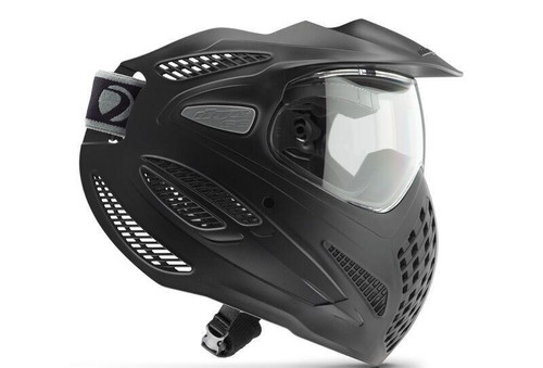 DYE SE GOGGLE BLACK THERMAL