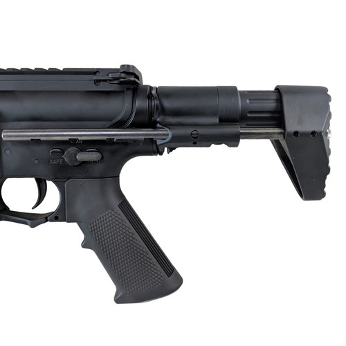 ADAPTIVE ARMAMENT SPECTRE PDW AIRSOFT SBR AEG - BLACK
