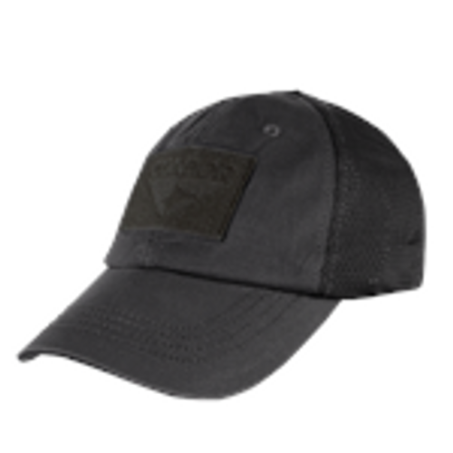 TACTICAL CAP MESH BLACK for $11.99 at MiR Tactical