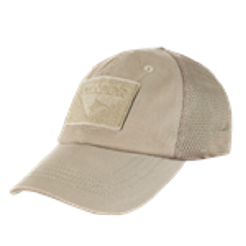 TACTICAL CAP MESH  TAN for $11.99 at MiR Tactical