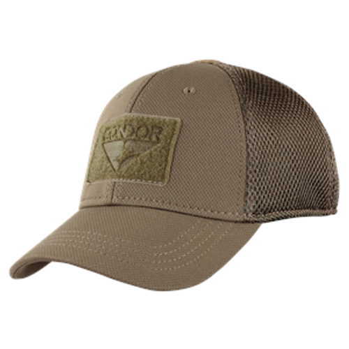 TACTICAL CAP MESH BROWN for $7.99 at MiR Tactical