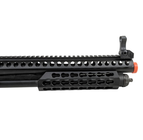 AIRSOFT GAS SCATTERGUN SPX2 BLACK
