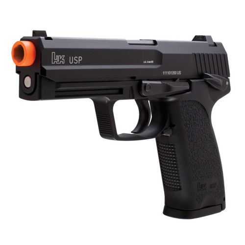 ELITE FORCE H&K USP CO2 GAS BLOWBACK AIRSOFT PISTOL - BLACK