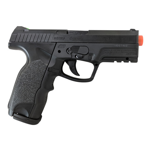 ASG STEYR M9 A1 CO2 AIRSOFT PISTOL - BLACK
