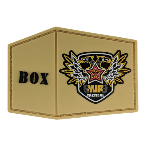 MiR Tactical Box's Mystery Box! for $199.99 at MiR Tactical