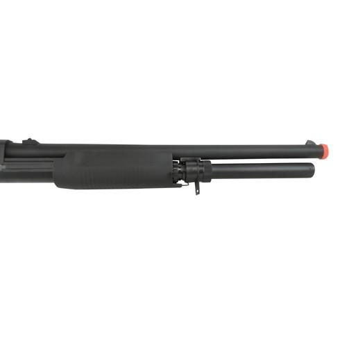 ASG FRANCHI SAS 12 FULL LENGTH AIRSOFT SHOTGUN - BLACK