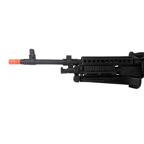 240 BRAVO  METAL AIRSOFT ELECTRIC RIFLE BLACK