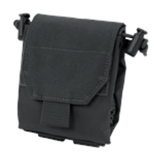 MICRO RECOVERY POUCH BLACK