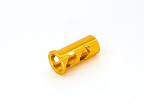 ALUMINUM RECOIL SPRING GUIDE PLUG GOLD FOR TM 4.3 HI CAPA for $12.99 at MiR Tactical