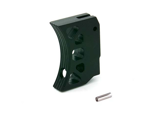 ALUMINUM TRIGGER BLACK LONG FOR TM 4.3 5.1 HI CAPA for $17.99 at MiR Tactical