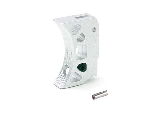 ALUMINUM TRIGGER SILVER SHORT FOR TM 4.3 5.1 HI CAPA for $17.99 at MiR Tactical