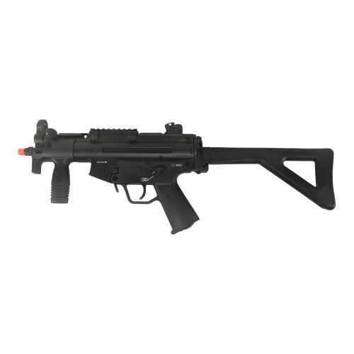 ELITE FORCE H&K MP5K AIRSOFT SMG AEG - BLACK for $249.99 at MiR Tactical