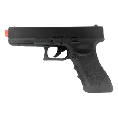 ELITE FORCE GLOCK 17 GEN 3 CO2 GAS BLOWBACK AIRSOFT PISTOL - BLACK for $119.99 at MiR Tactical