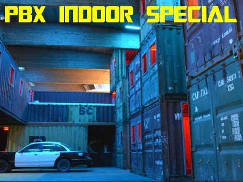 PBX INDOOR AIRSOFT SATURDAY NIGHT SPECIAL - 11/23 for $40 at MiR Tactical