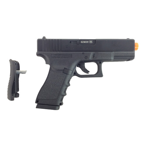 EF GLOCK 19 GEN 3 CO2 AIRSOFT PISTOL - BLACK
