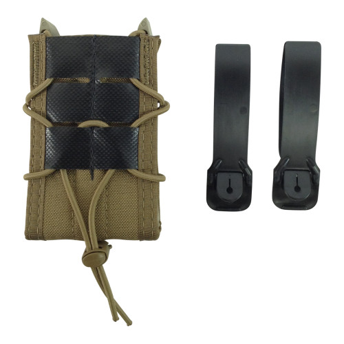 RIFLE TACO MOLLE COYOTE BROWN