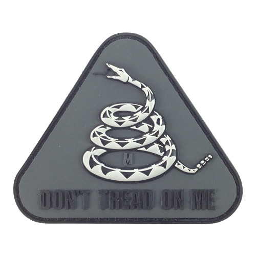 DONT TREAD ON ME PVC PATCH for $9.99 at MiR Tactical
