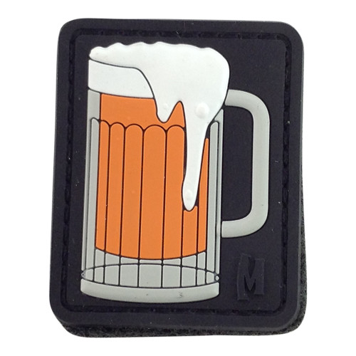 BEER PVC PATCH for $9.99 at MiR Tactical