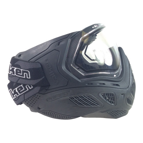 PROFIT SNAP CLICK PAINTBALL MASK BLACK