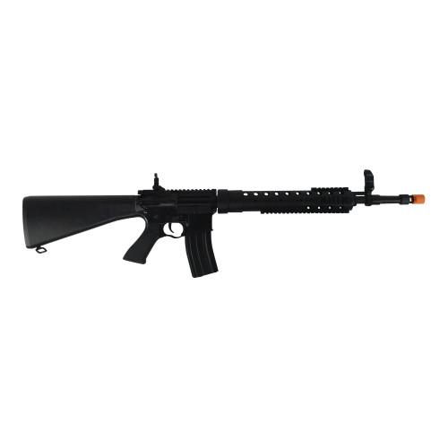 CYMA MK12 SPR DMR M4 AIRSOFT GUN CERTIFIED
