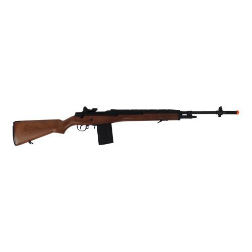 ECHO 1 M14 WOOD AIRSOFT GUN CERTIFIED