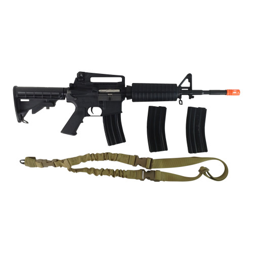 GG SRS CM16 AIRSOFT GUN CERTIFIED for $180 at MiR Tactical