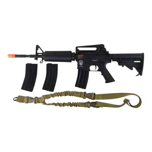 GG SRS CM16 AIRSOFT GUN CERTIFIED