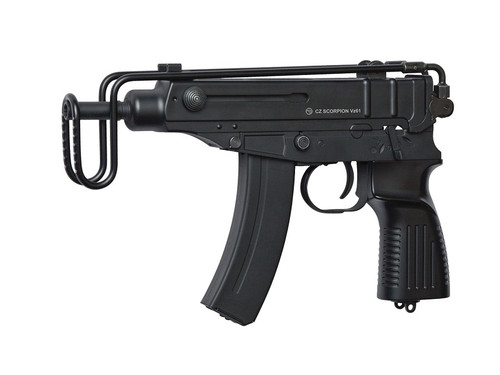 VZ61 AIRSOFT GUN CERTIFIED for $50 at MiR Tactical
