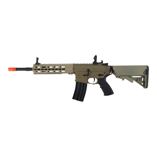 TIPPMANN COMANDO TAN  M4 AIRSOFT GUN CERTIFIED