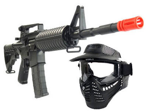 AIRSOFT FACTORY AIRSOFT RENTAL EQUIPMENT for $30 at MiR Tactical