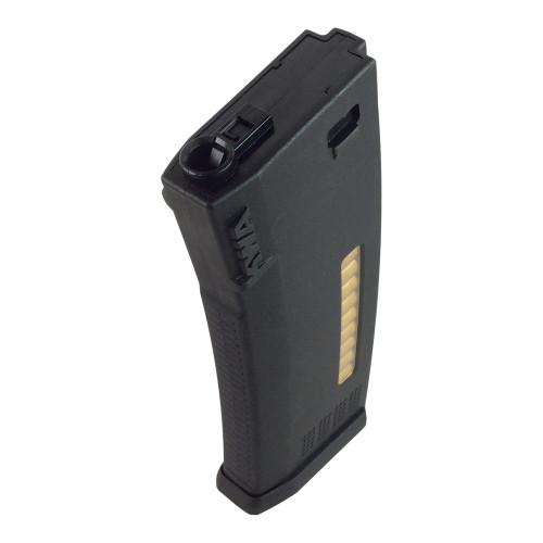 KWA MS120 120 ROUND MID CAPACITY M16/M4 AIRSOFT MAGAZINE - BLACK for $12.99 at MiR Tactical
