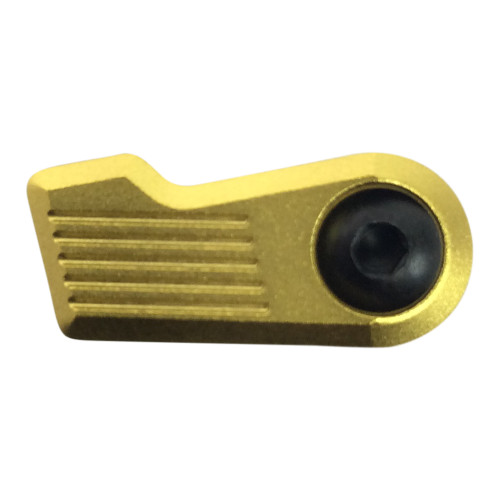 NINE BALL CUSTOM MAGAZINE CATCH GOLD FOR TM 4.3  5.1 HI CAPA