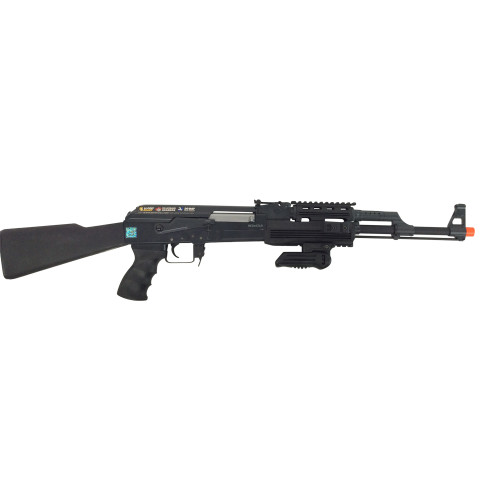 ECHO 1 AK47 RIS AIRSOFT GUN CERTIFIED