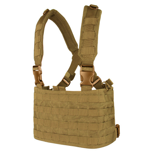 OPS CHEST RIG COYOTE BROWN for $26.99 at MiR Tactical