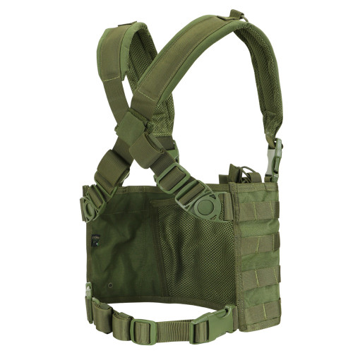 OPS CHEST RIG COYOTE BROWN