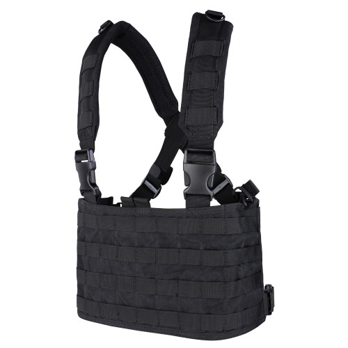OPS CHEST RIG BLACK for $26.99 at MiR Tactical