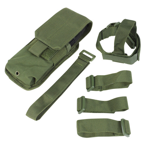 M4 BUTTSTOCK MAG POUCH OD GREEN for $14.99 at MiR Tactical
