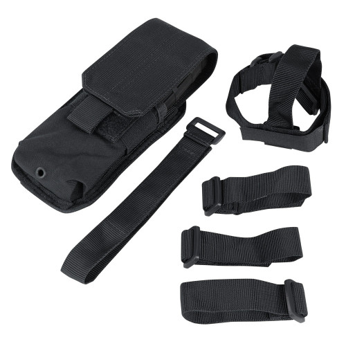 M4 BUTTSTOCK MAG POUCH BLACK for $14.99 at MiR Tactical