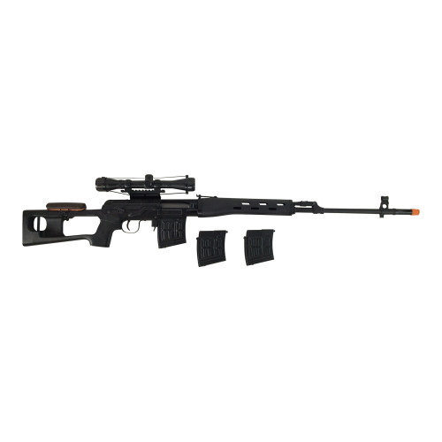 A AND K SPRING SVD AIRSOFT GUN CERTIFIED for $179.99 at MiR Tactical