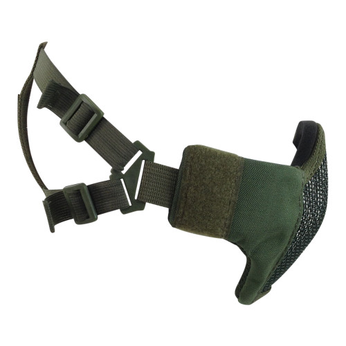TANGO MESH MASK GREEN METAL MESH for $19.99 at MiR Tactical