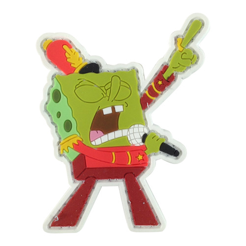 SPONGEBOB SWEET VICTORY PATCH W/VELCRO for $5 at MiR Tactical