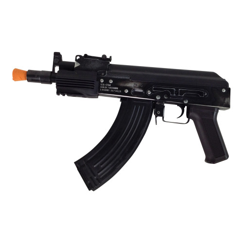 CYMA AK SHORT SMG AEG BLACK CERTIFIED USED  AIRSOFT RIFLE for $149.99 at MiR Tactical