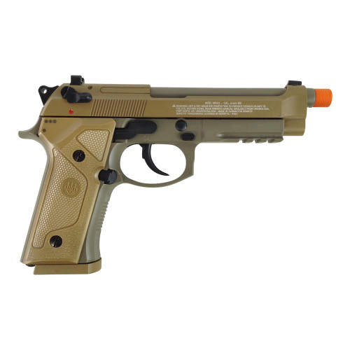 ELITE FORCE BERETTA M9A3 CO2 GAS BLOWBACK AIRSOFT PISTOL - FDE