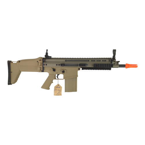 ARES FN SCAR-H AIRSOFT CARBINE AEG - FDE for $444.99 at MiR Tactical