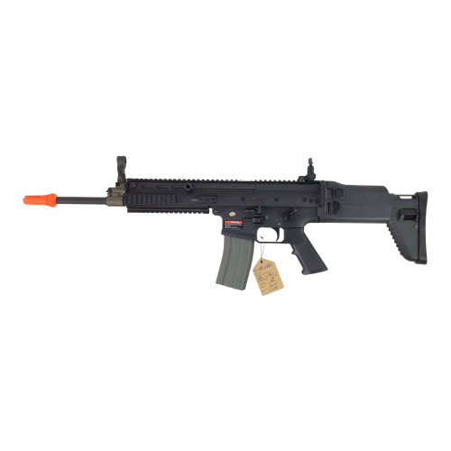 ARES FN SCAR-L AIRSOFT CARBINE AEG - BLACK for $444.99 at MiR Tactical