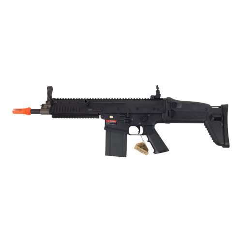 ARES FN SCAR-H AIRSOFT CARBINE AEG - BLACK for $444.99 at MiR Tactical