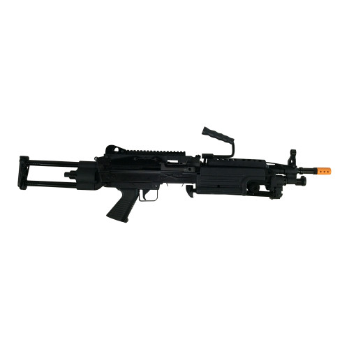 CLASSIC ARMY M249 MKII PARA AIRSOFT LMG AEG - BLACK for $379.99 at MiR Tactical