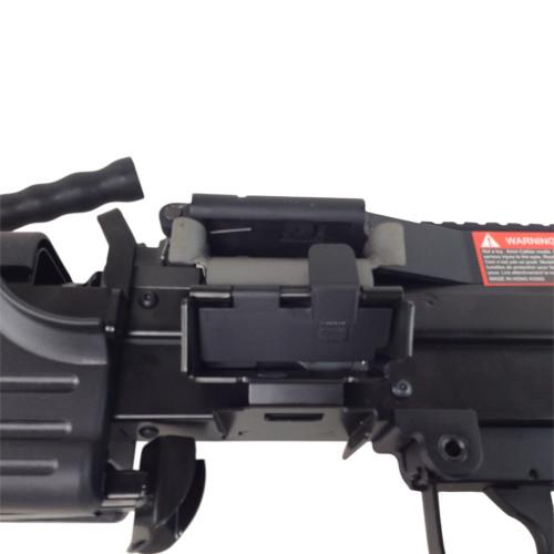 CLASSIC ARMY M249 MKII PARA AIRSOFT LMG AEG - BLACK