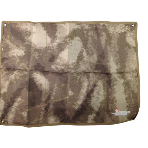 LANCER TACTICAL NYLON PATCH COLLECTOR PANEL - FDE